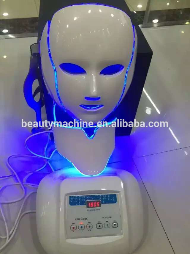 Hot sales skin care pdt led light therapy led facial beauty mask/led mask for acne treatment