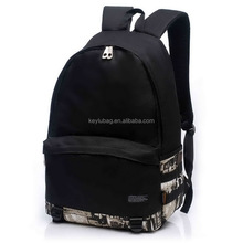New product male bag computer bag backpack bag fashion female package high school students