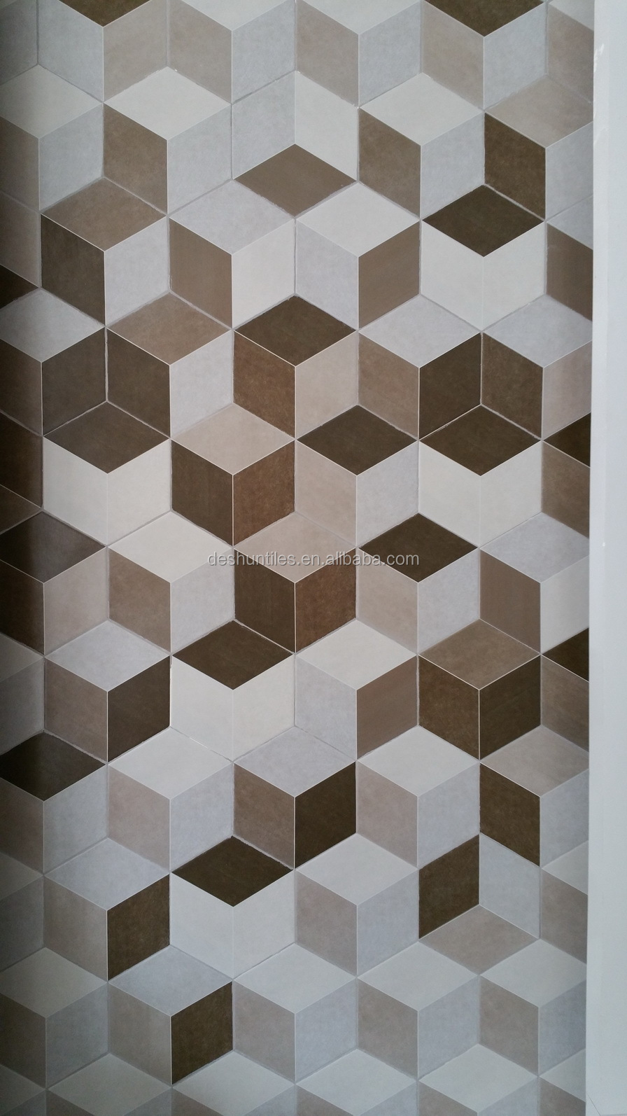 Three Dimensional Hexagon Marble Tile For Floor Buy