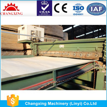 CE Automatic plywood composing machine/core veneer composer/finger joint core shuttering plywood