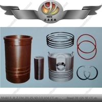 Farm tractor spare parts cylinder-liner-piston- pin-ring -seal o ring
