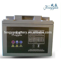 Cheap price 12V 75AH rechargeable Lead Acid AGM deep cycle batteries for sale