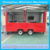 churros food trailer/coffee carts for sale/food concession trailer for sale