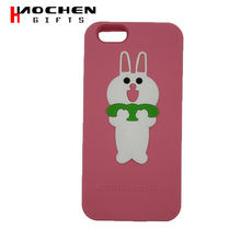 Custom 3D silicone cell phone case covers for iphone 6 6 plus 7 7 plus 8 8 plus x