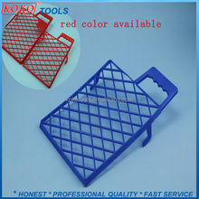 "4"" 7"" 9"" construction decorative paint any color plastic grid"