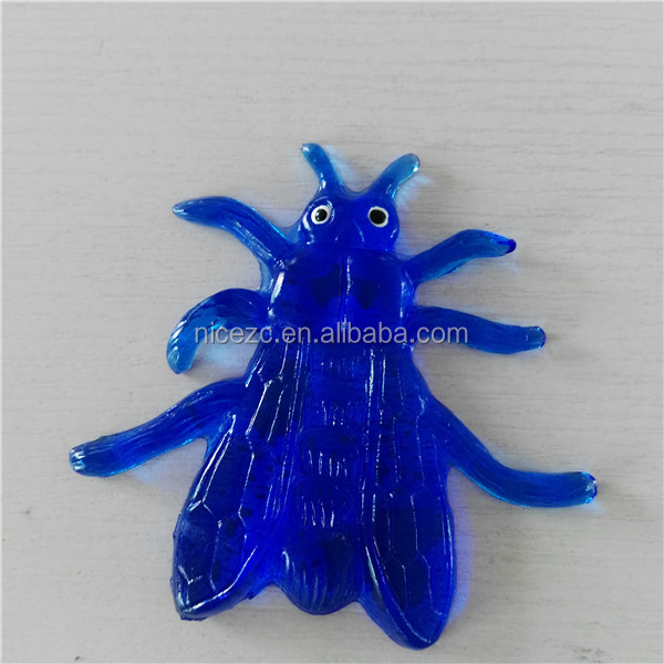 TPR Soft Fly toy sick insect toy
