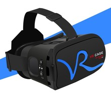 2017 Newest Upgraded RK-A1 3d glasses VR CASE all in one with bluetooth control VR Case RK-A1