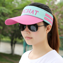 custom high quality sun visor cap,wholesale embroidery sun visor,printing sun hat