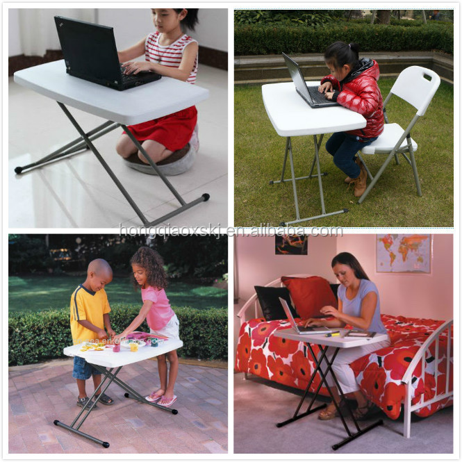 Plastic Material And Outdoor Table Kids Table Chair Set