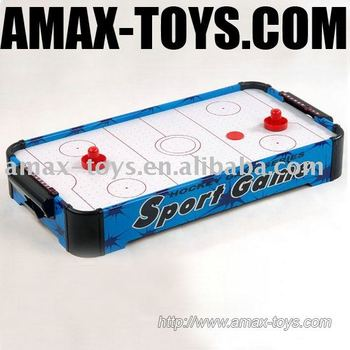 stg-288B children funny mini table toy Ice hockey Game Table