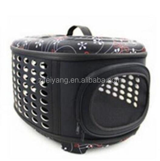 Factory wholesale Dog cat carrier pet bag,factory bubble good quality travel fold sport outside big bag ,with good han