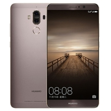 free sample Original Huawei Mate 9, 6GB+128GB Dual Rear Cameras, Fingerprint Identification 5.9 inch Android 7.4G Smart Phone