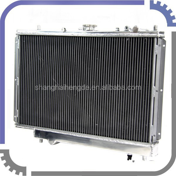 high performance car radiator manufacturer FIT For Familia GT/GT-X/GT-R/GTAe 1.8L BPT TURBO ENGINE 1989-1994