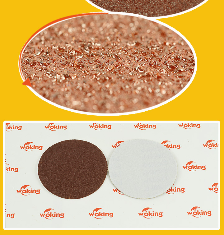 Made in China sandpaper sanding discs for paint removal
