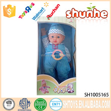 New 16 inch full silicone reborn baby doll for sale