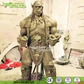 Fiberglass Product Playground Decor Large Online Game Statue