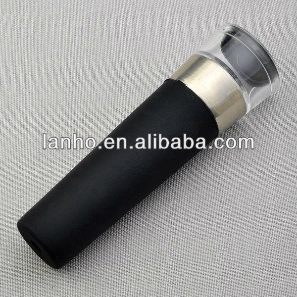 Vacuum Sealed Wine Champagne Bottle Stopper Preserver Air Pump Sealer
