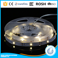 Exported Good Quality Flexible Waterproof Warm Whtie Outdoor 2835 Smd Led Strip Lighting with CE ROHS