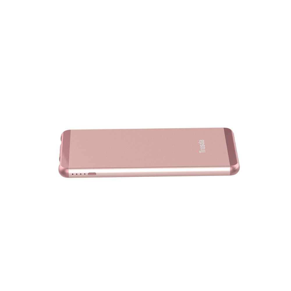 High quality Double 2.1A output Ultra power bank 10000mah universal portable duracell power bank for