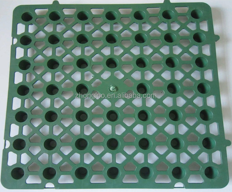 Drainage board plastic drainage board and dimple plate