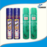 Strong effective household insecticide spray mosquito cockroach fly spray insecticide