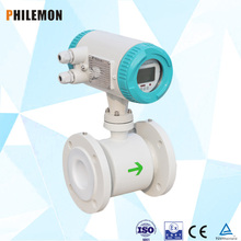 Sewage dirty water Intelligent electromagnetic flow meter