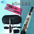 Factory price electronic cigarette ego CE5 starter kit ce5 atomizer CE5 e-cigarette kit
