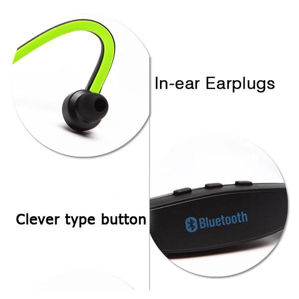 earphones bluetooth headphones wireless earphones noise. Black Bedroom Furniture Sets. Home Design Ideas