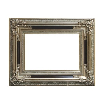 Ornate Rococo Style Large Size Painting Wooden Frame