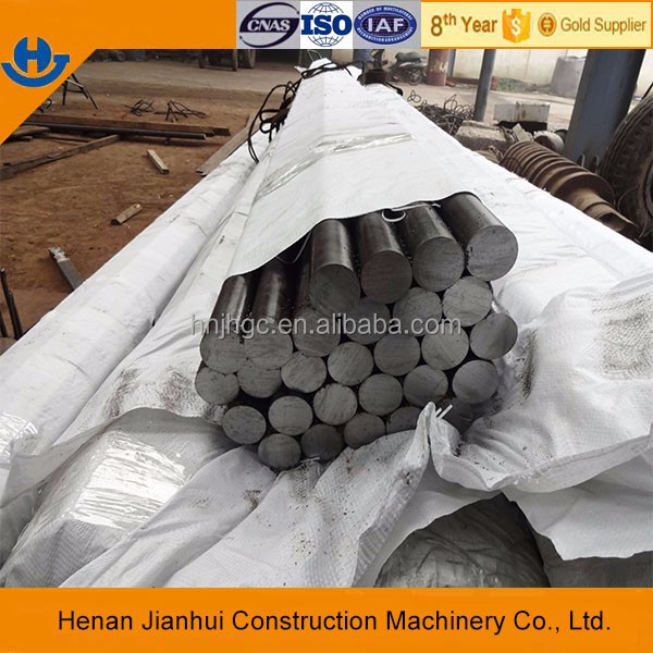 Factory direction high hardness C45 carbon steel round bar from china