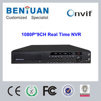 8CH CCTV Camera Systems HD 1080P CCTV NVR H.264 Real Time HDMI Support Onvif Product