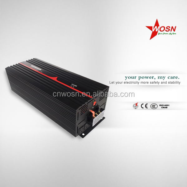 8000w pure sine wave power inverters dc 12v to ac 220v