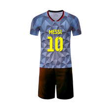 Sublimated soccer uniform spain jersey vests shirt