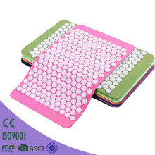 Acupressure Mat and Pillow forMuscle Relaxation