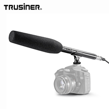 Hot Selling DSLR Interview Mic Microphone For Camera