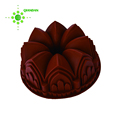 Filterable polycarbonate chocolate molds silicone pancake cake mold