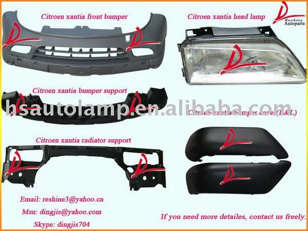 Auto parts for citroen xantia, Citroen xantia auto body parts