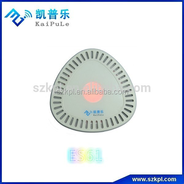 Cigarette detector wifi battery operated smoke detector for industrial/hotel