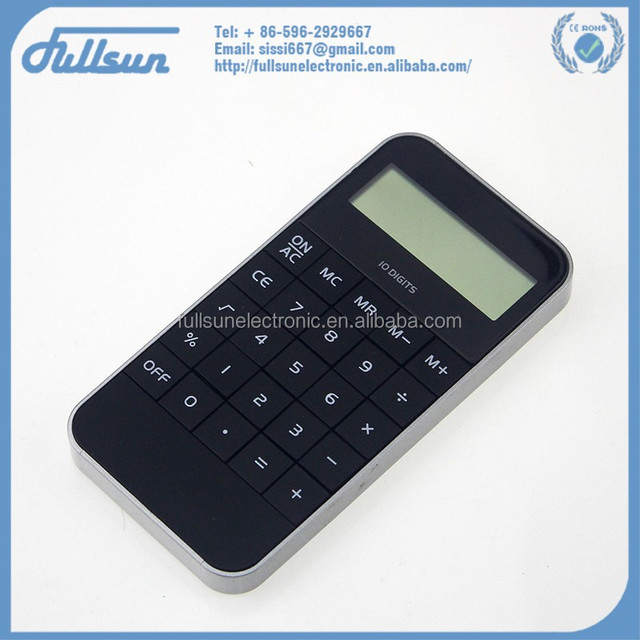 Cheapest apple shape calculator with large keys FS-2152