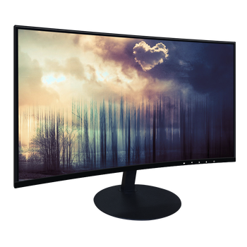 Computer High Quality R2700 Curved Monitor led Gaming Monitor 1080p 60hz monitor