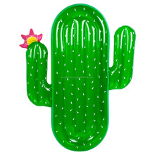 Inflatable Cactus Pool Float Giant Inflatable Air Mattress Summer Toys adult inflatable swimming pool toys
