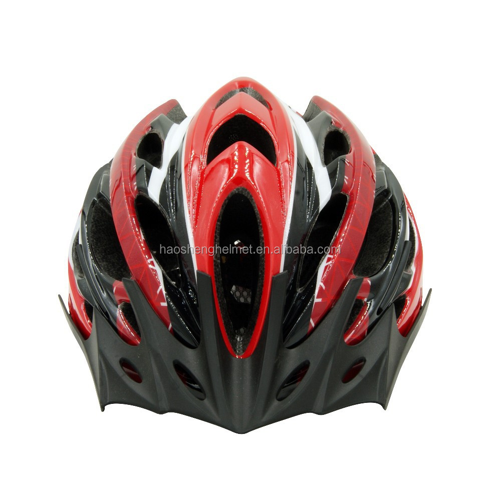 Safety riding adult in-mold road helmet bike