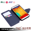 Hottest stand Design Leather Case For Sumsung Galaxy Note 3