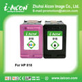 Buy ink cartridge online for hp 818 black and tri-color ink cartridge