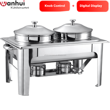 New design versatile bain marie cooking equipment