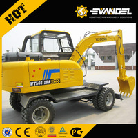 small 5 ton WYL65 rc hydraulic excavator for sale yugong