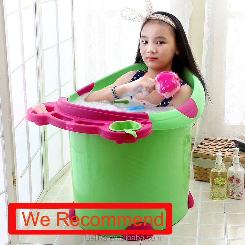 Plastic Multifuctional bath tubsfor baby