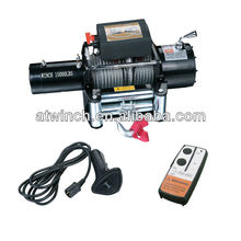 Wireless 15000lb 12V/24V Electric Truck Jeep Trailer SUV Recovery Winch