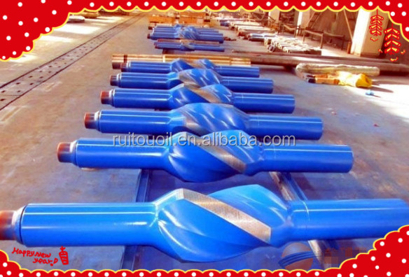 Oil and Gas Well Drilling Use API Standard Drill Stabilizer Equipment On Alibaba