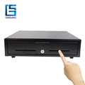 Heavy duty cash drawer with 80 thermal receipter printer & barcode scanner